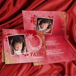 Faire-part Fatih