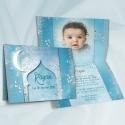 Faire-part Petit Sultan - Turquoise