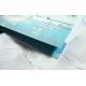Faire-part Petit Sultan circoncision - Turquoise