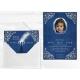 Echantillon - Petit prince bleu - mat
