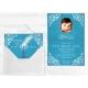 Faire-part Petit Prince - Turquoise