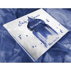 Livre d'or Nuit d'Orient - Bleu Argent