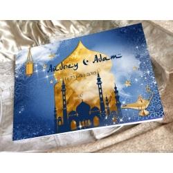 Livre d'or palais oriental