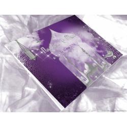 Livre d'or Palais oriental - Violet