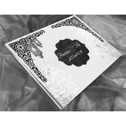 Livre d'or Marrakech - Noir