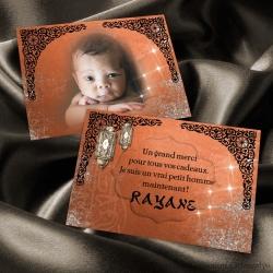 Remerciement Rayane