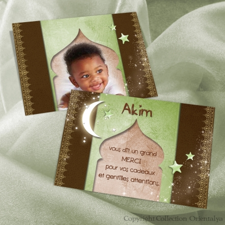 Remerciement Akim