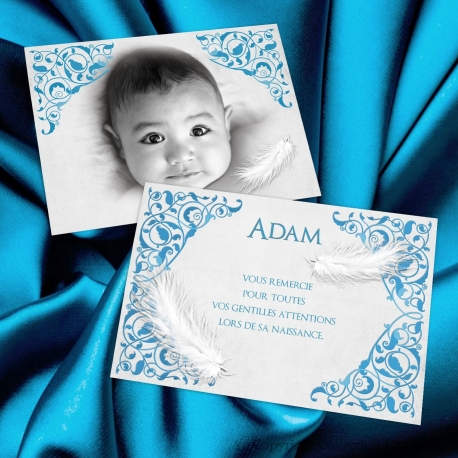 Remerciement Adam